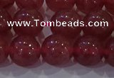 CBQ624 15.5 inches 12mm round strawberry quartz beads wholesale