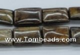 CBZ14 15.5 inches 13*18mm rectangle bronzite gemstone beads wholesale