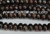 CBZ202 15.5 inches 5*8mm rondelle bronzite gemstone beads
