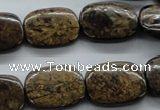 CBZ315 15.5 inches 15*20mm rectangle bronzite gemstone beads wholesale