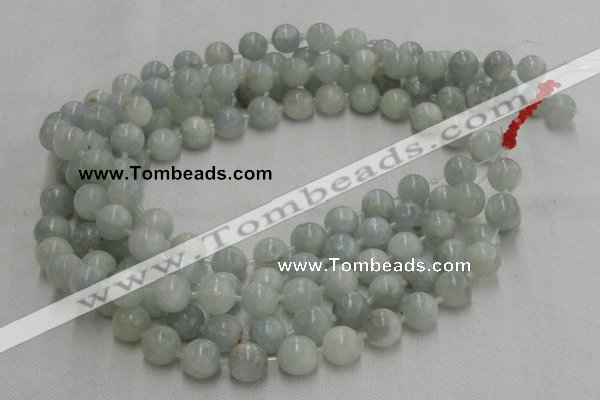 CCE03 16 inches 10mm round celestite gemstone beads wholesale