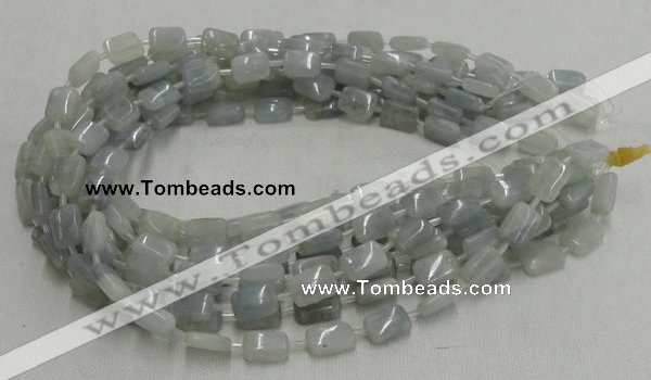 CCE06 16 inches 10*15mm rectangle celestite gemstone beads wholesale