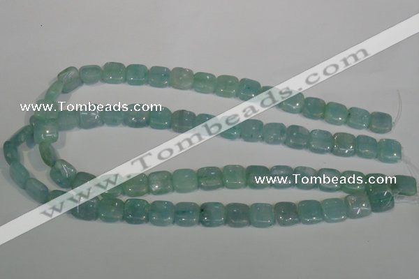 CCE57 15.5 inches 12*12mm square natural celestite gemstone beads