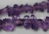 CCH247 34 inches 5*8mm synthetic crystal chips beads wholesale