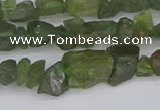 CCH702 15.5 inches 4*6mm - 6*8mm green apatite chips beads