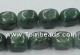 CCJ12 15.5 inches 10*14mm nugget natural African jade beads wholesale