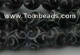 CCJ222 15.5 inches 8mm round China jade beads wholesale