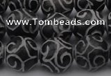 CCJ225 15.5 inches 14mm round China jade beads wholesale