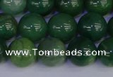 CCJ405 15.5 inches 14mm round west African jade beads wholesale