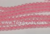 CCN04 15.5 inches 4mm round candy jade beads wholesale