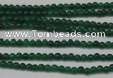 CCN1339 15.5 inches 3mm round candy jade beads wholesale