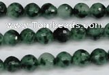 CCN1942 15 inches 8mm faceted round candy jade beads wholesale