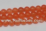 CCN22 15.5 inches 6mm round candy jade beads wholesale