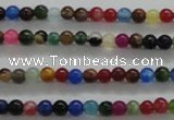 CCN2318 15.5 inches 2mm round candy jade beads wholesale