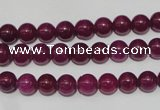 CCN24 15.5 inches 6mm round candy jade beads wholesale