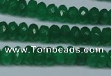 CCN2854 15.5 inches 2*4mm faceted rondelle candy jade beads