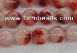 CCN4047 15.5 inches 10mm round candy jade beads wholesale