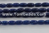 CCN4515 15.5 inches 3*5mm rice candy jade beads wholesale