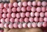 CCN5012 15.5 inches 8mm & 10mm round candy jade beads wholesale