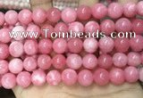 CCN5014 15.5 inches 8mm & 10mm round candy jade beads wholesale