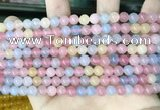 CCN5299 15 inches 6mm round candy jade beads Wholesale