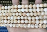 CCN5341 15 inches 8mm round candy jade beads Wholesale