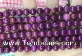 CCN5364 15 inches 8mm round candy jade beads Wholesale
