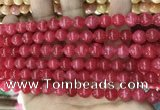 CCN5370 15 inches 8mm round candy jade beads Wholesale