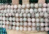 CCN5442 15 inches 8mm round candy jade beads Wholesale