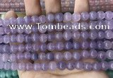 CCN5444 15 inches 8mm round candy jade beads Wholesale