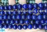 CCN5525 15 inches 8mm round candy jade beads Wholesale