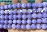 CCN5528 15 inches 8mm round candy jade beads Wholesale