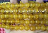 CCN5543 15 inches 8mm round candy jade beads Wholesale