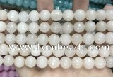 CCN5761 15 inches 10mm faceted round candy jade beads
