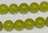 CCN58 15.5 inches 12mm round candy jade beads wholesale