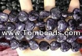 CCN5962 15 inches 14*14mm heart candy jade beads Wholesale