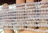 CCN6006 15.5 inches 4mm round candy jade beads Wholesale