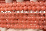 CCN6045 15.5 inches 8mm round candy jade beads Wholesale
