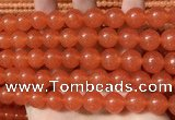 CCN6051 15.5 inches 12mm round candy jade beads Wholesale
