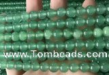 CCN6077 15.5 inches 8mm round candy jade beads Wholesale