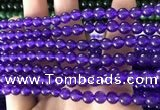 CCN6088 15.5 inches 6mm round candy jade beads Wholesale