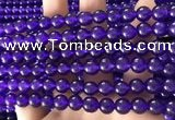 CCN6089 15.5 inches 8mm round candy jade beads Wholesale