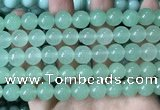 CCN6132 15.5 inches 12mm round candy jade beads Wholesale