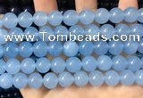 CCN6145 15.5 inches 6mm round candy jade beads Wholesale