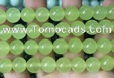 CCN6152 15.5 inches 12mm round candy jade beads Wholesale