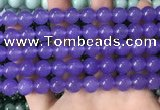 CCN6159 15.5 inches 10mm round candy jade beads Wholesale