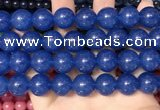 CCN6183 15.5 inches 14mm round candy jade beads Wholesale