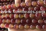 CCN6204 15.5 inches 12mm round candy jade beads Wholesale