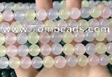 CCN6207 15.5 inches 8mm round candy jade beads Wholesale