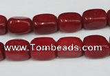 CCN626 15.5 inches 8*12mm nuggets candy jade beads wholesale